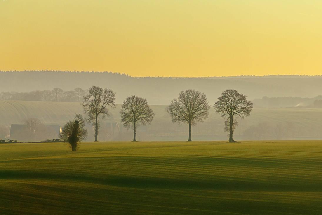 Paysage de Sarthe3 by hubert61