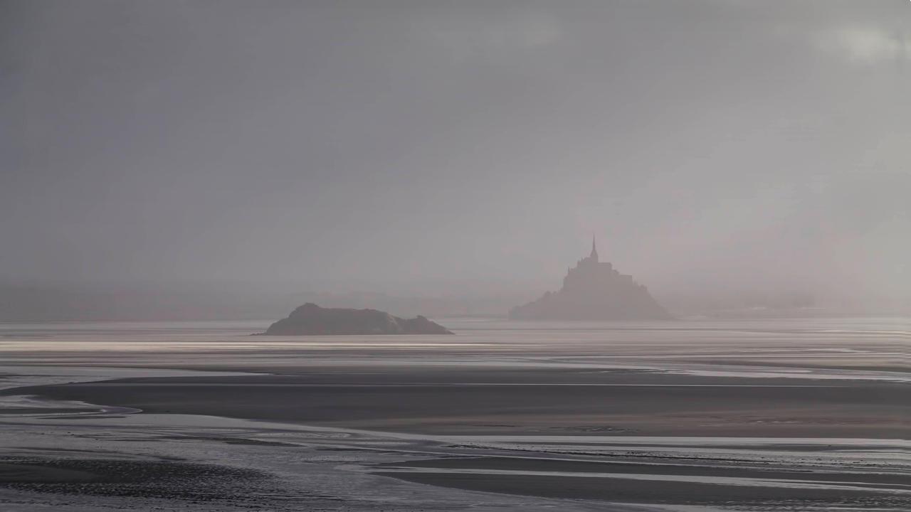 avranche Le mont St Michel2 by hubert61