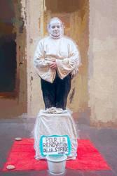 Pour la statue by hubert61