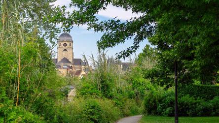 2020-21-05 Alencon Le Long De La Sarthe