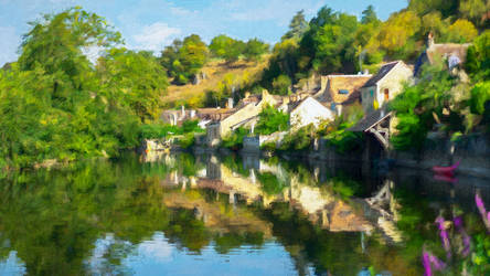 Fresnay sur Sarthe  le bourg neuf3
