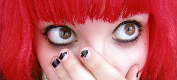 redhead, april-07