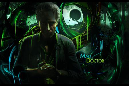 Mad Doctor by XxbryanxX96