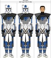 ARC Trooper Fives (CT-5555) by QuillSpirit15971