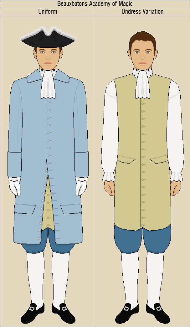 Beauxbatons Academy Of Magic Uniform By Quillspirit15971 On Deviantart Yes hello i came for durmstrang victor by waffletopkai. beauxbatons academy of magic uniform by