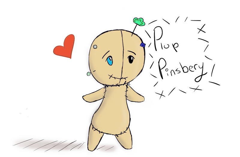 Plop Pinsberry-Doodle by derp901