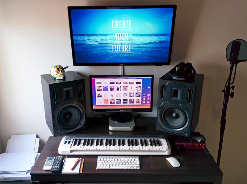 2015 Desk - Workstation by Kristof-clg