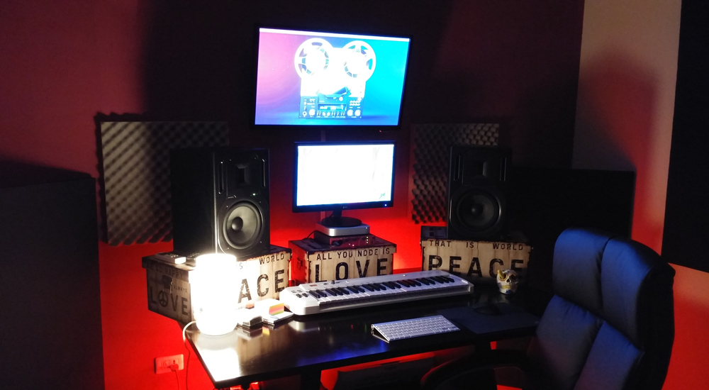 New Studio - Audio Production by Kristof-clg