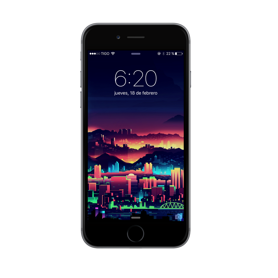iPhone 6 - LS by Kristof-clg