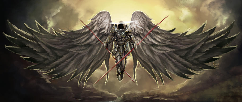 Archangel by SolracVega on DeviantArt