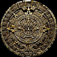 Maya Calendar PNG by LG-Design
