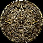 Maya Calendar PNG