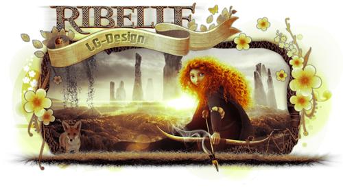 Ribelle Sign by LG-Design