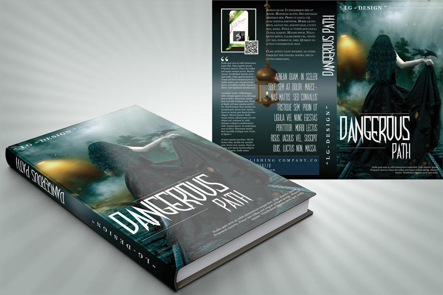 Cover Book Idea by LG-Design
