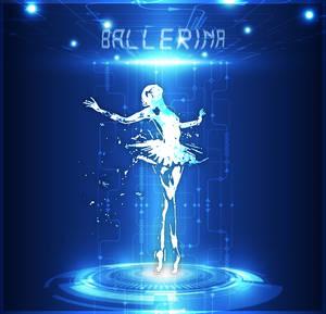 Holographic Ballerina