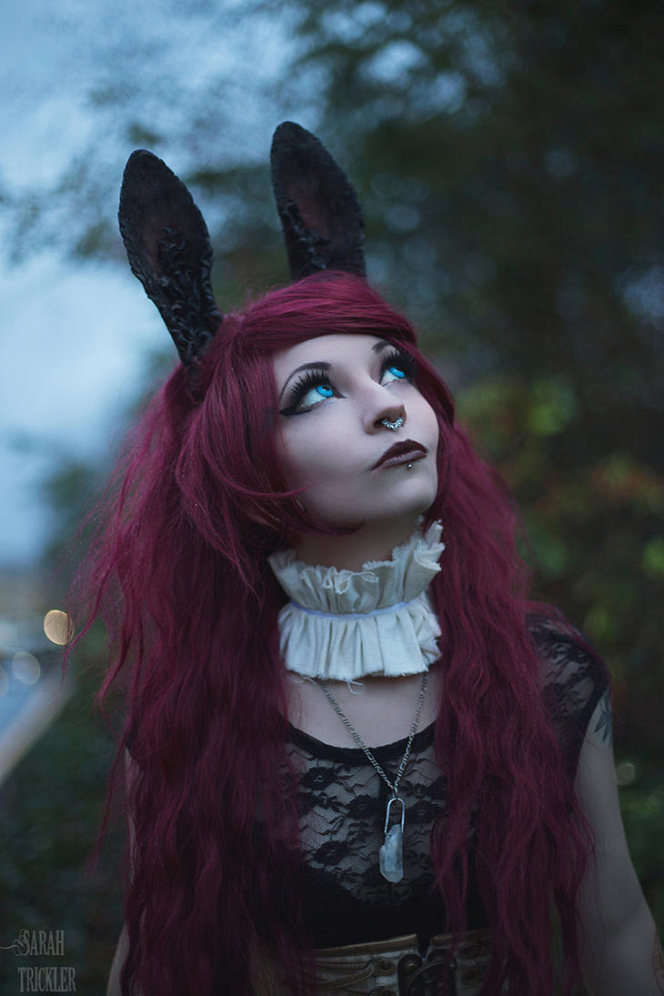 March Hare I by Sarah-Trickler