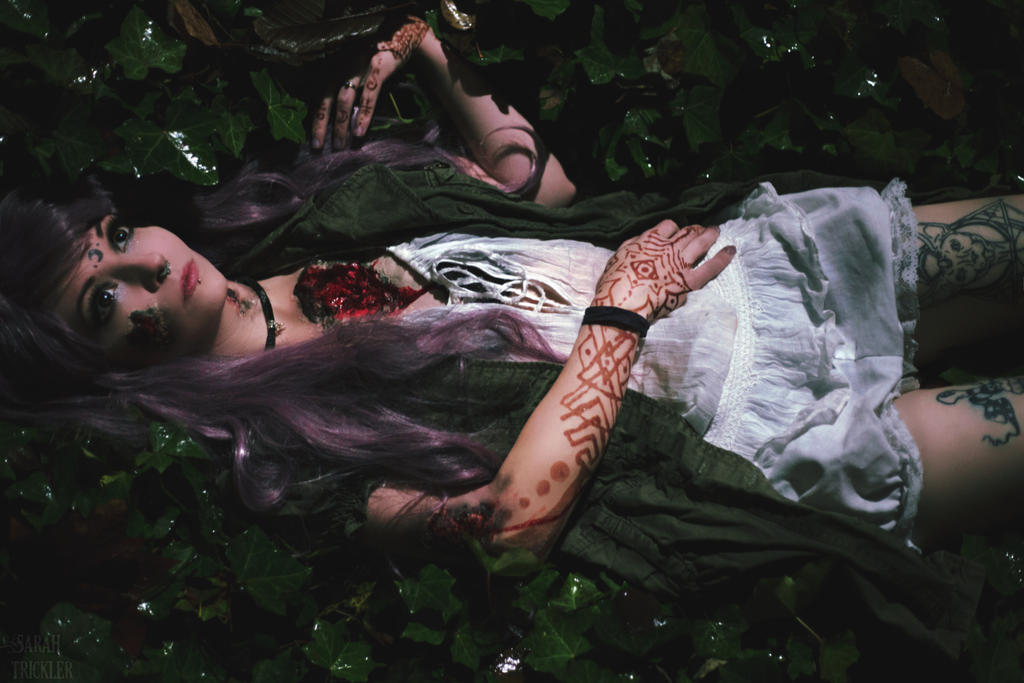 Living Dead Girl by Sarah-Trickler