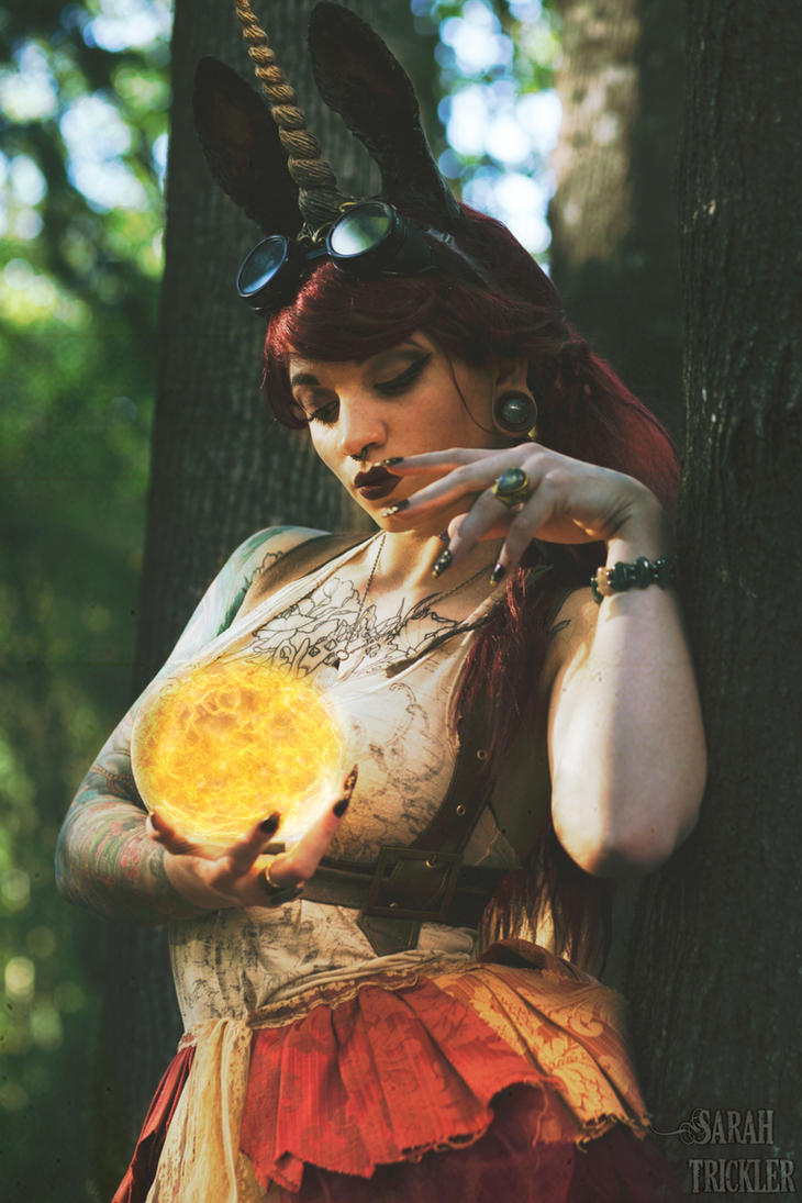 Outdoor Alchemy Lessons by Sarah-Trickler