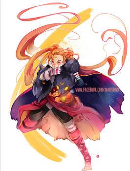 Sailor Moon - Character Design Challenge
