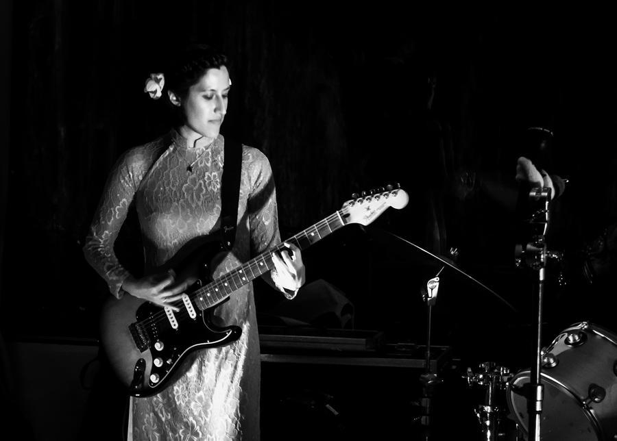 Rock Bride by Awstein