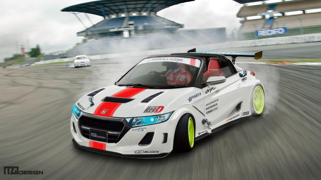 Honda S660 Drifter by artificaz on DeviantArt