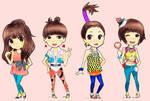 2NE1 - Lollipop