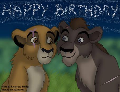 Happy Birthday, Timitu