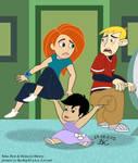 KP: Babysitting Hana