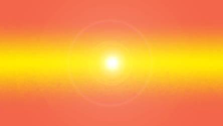Warm Vibes: Summer Sunset