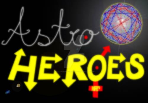 Astro Heroes Logo
