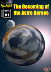 Astro Heroes Comic 01 Cover