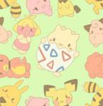 Baby Pokemon Tiles