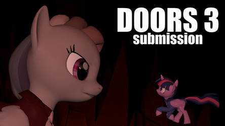 My submission for doors 3 animation. (video)