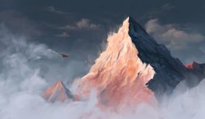 <b>Above Clouds.</b><br><i>Zary-CZ</i>