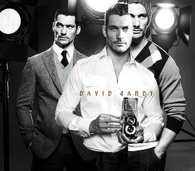 David Gandy by Chic-Chick