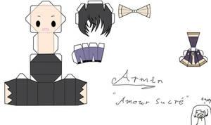 Armin Papercraft