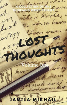 Lost Thoughts - Volume One (Book Cover)