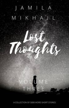 Lost Thoughts - Volume Three (Book Cover)