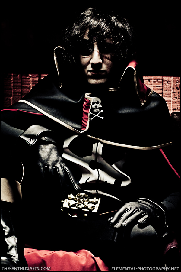 I am Harlock by ZaidB