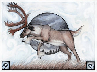 Wind Prancer by Gray-Ghost-Creations