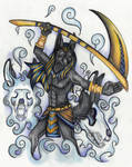 Anubis Dark Magic