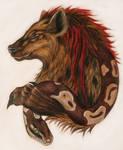 Hyena Anthro