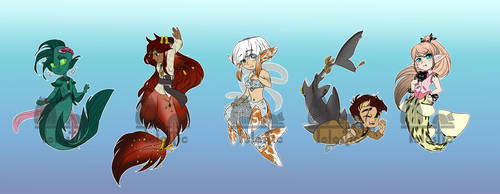 Open - Mermay Point Adopts