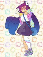 Mina blush