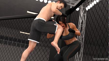 Anonymous - Yesenia MMA 01