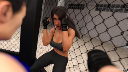 Anonymous - Yesenia MMA 02