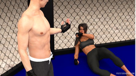 Anonymous - Yesenia MMA 03