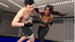 Anonymous - Yesenia MMA 04 by ffists7
