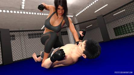 Anonymous - Yesenia MMA 05