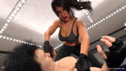 Anonymous - Yesenia MMA 06